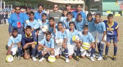 Kalyani Stadiums