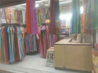 Inside a Shop in Kalyani