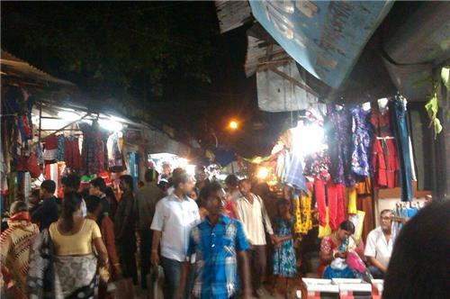 Shopping in Kalyani