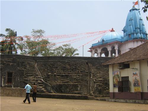 Nityananda Ashramam in Kanhangad