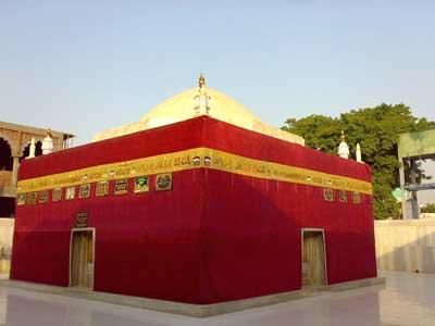 Dargah of Badiuddin Zinda Shah