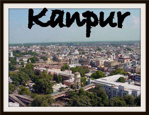 Historical Places in Kanpur
