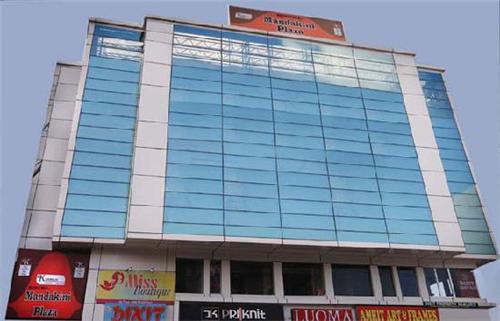 Hotel Mandakini Plaza Kanpur