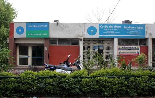 State Bank of Patiala ATM in Kapurthala