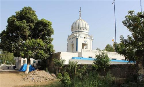 Gurudwara Shri tahli Sahib