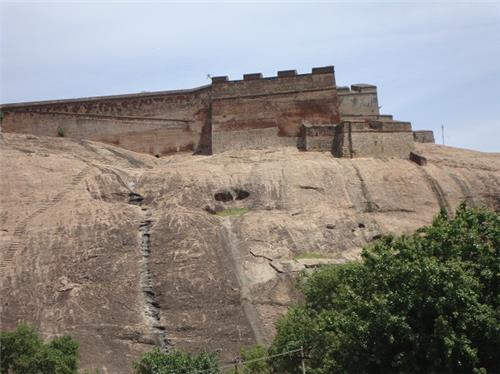 Rockfort in Dindigul