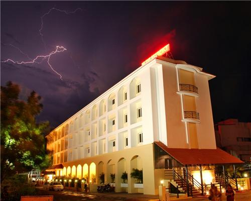 Hotels in Karur