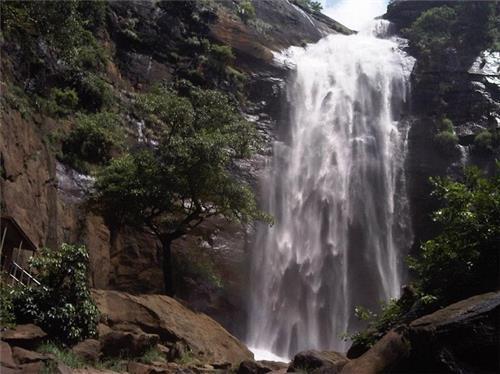Kolli Hills in Namakkal
