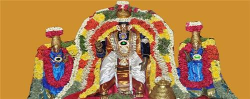 Urchavar of Thanthondri Malai Temple