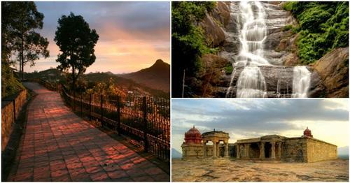 Tourist places near Karur