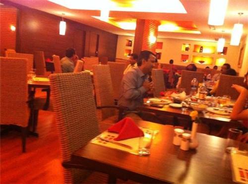 Restauramts in Karur
