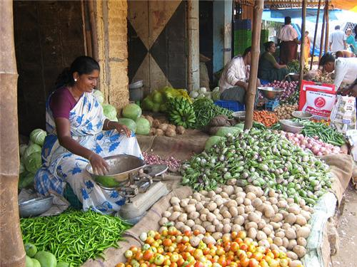 Markets in Karur