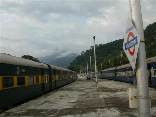 Kathgodam Town