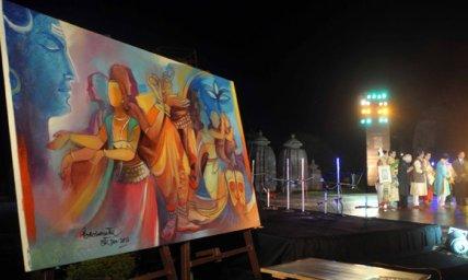 Khajuraho Art Fair