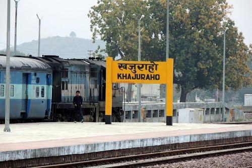 Transport in Khajuraho