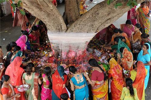 Traditional lifestyle in Khajuraho