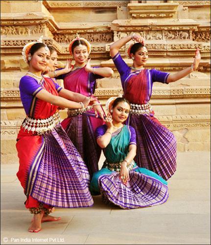 Dance Mahotsav Khajuraho