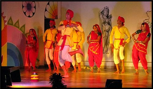 Folk dances of Khajuraho