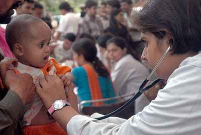 Healthcare in Kishanganj