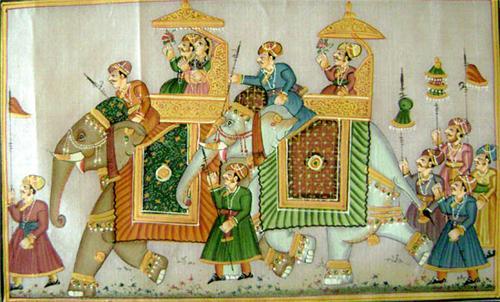 Kishangarh painting