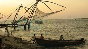 Fort Kochi Beach Address
