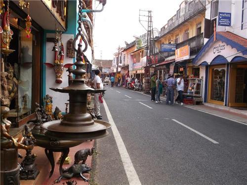 Jew town in Kochi