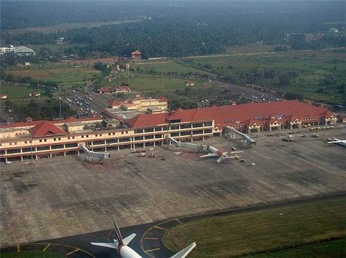 Origin of Cochin International Airport