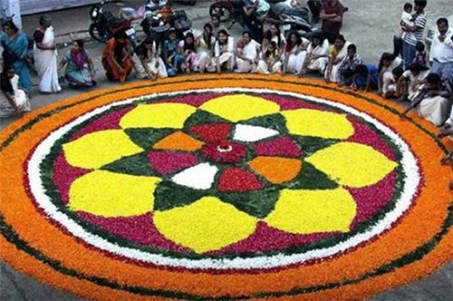 Onam Festival Kochi
