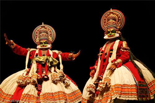 Kathakali in Kochi