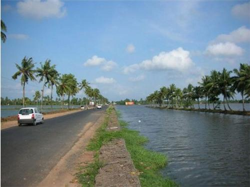 Distance from Kochi