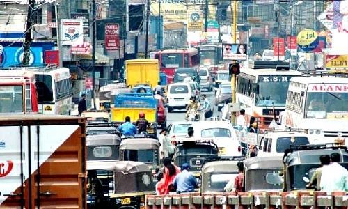 Transport in Kochi