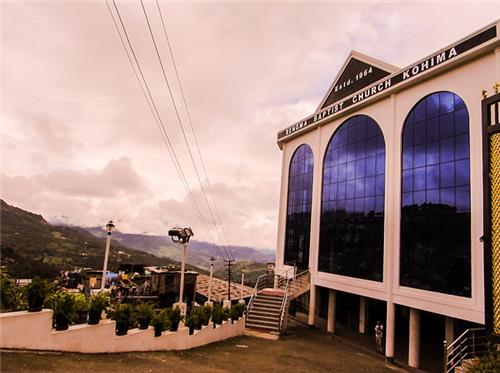 Rengma Church