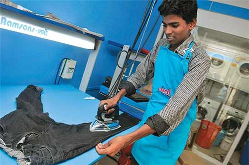 Laundry Services in Kolhapur