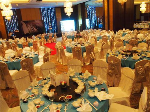 Banquet hals in Kota