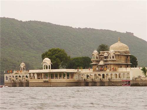 Jagmandir Palace in Kota