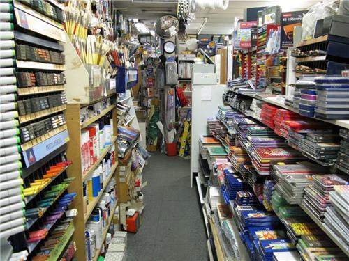 Stationery Shops in Kota