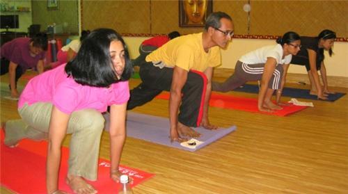 Yoga Training Centers in Kota