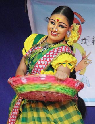 Dances in Kottayam
