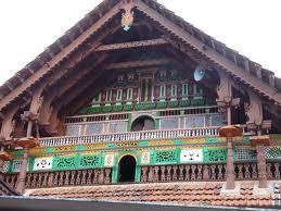 Thazhathangady Juma Masjid in Kottayam
