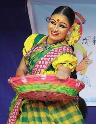 Dances in Kottayam