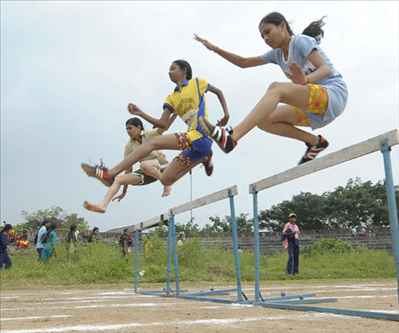 Sports in Kottayam