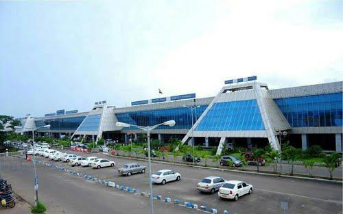 Calicut International Airport in Kozhikode