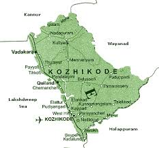 Geography of Kozhikode