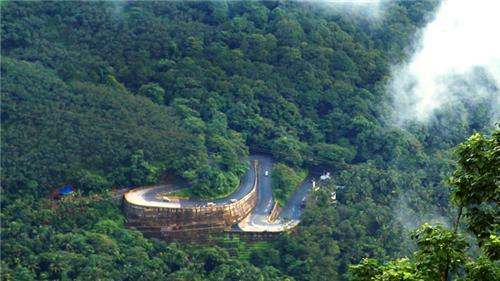 Peruvannamuzhi Dam Kozhikode Location
