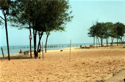 Kozhikode Beach Kerala