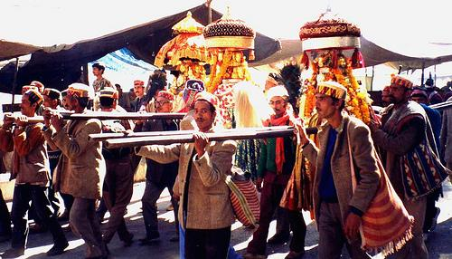Rituals of Kullu Dussehra