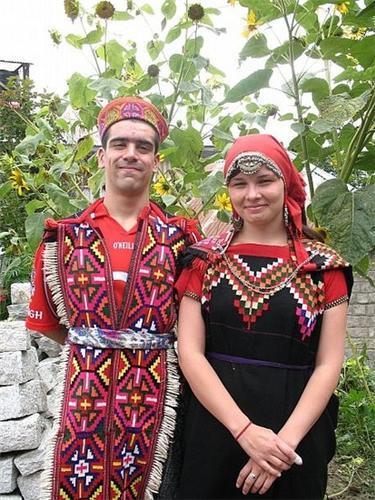 Costume in Kullu