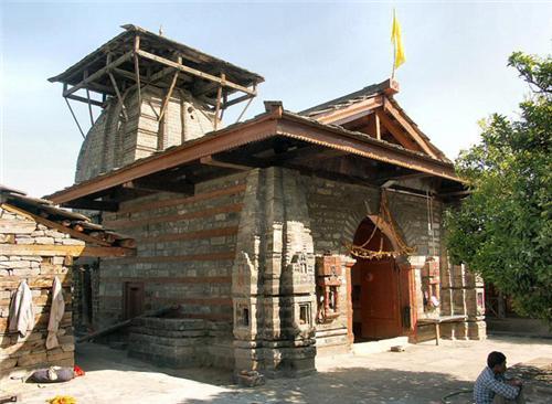 Murlidhar Temple Kullu