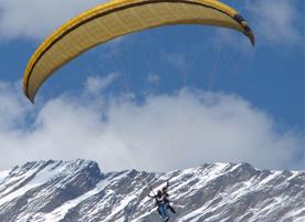 Adventure Sports in Kullu Valley