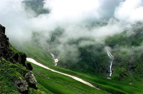 Mountains & Forests in Kullu